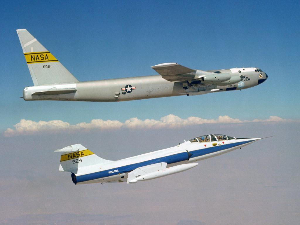 f 104 nasa dryden test fleet - photo #22