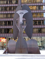 Chicago's Picasso Sculpture