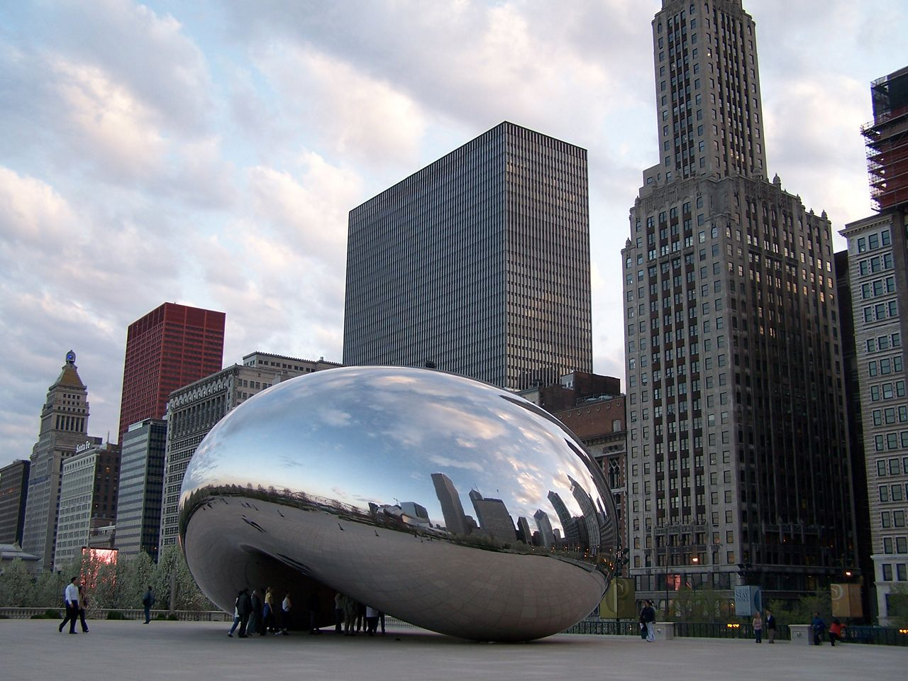 The Bean (Cloud Gate)